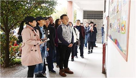 长江商学院EMBA27期1班参观学校,长江商学院EMBA