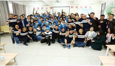 长江商学院EMBA27期1班合影,长江商学院EMBA