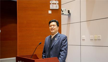 乔建永致辞,北京邮电大学EMBA