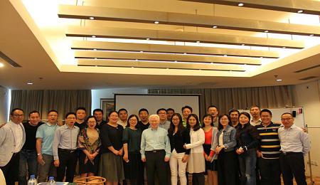 西安交大EMBA上海班第二课堂圆满结束