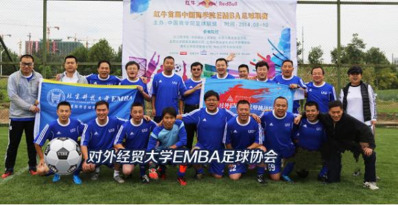对外经贸EMBA足球协会