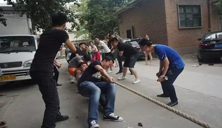 郑州大学EMBA41期、43期趣味活动
