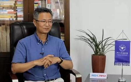 吴晓波教授
