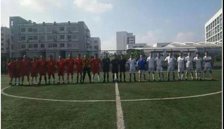 同济大学EMBA足球联赛