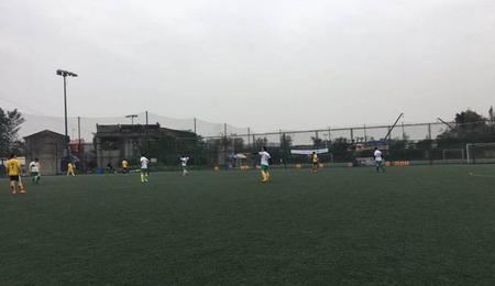 电子科技大学EMBA足球赛