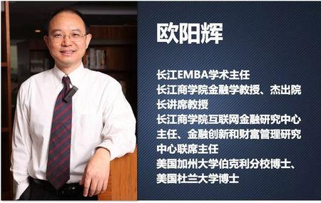 长江EMBA欧阳辉教授