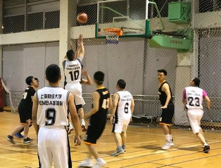 """""""华是杯""""2017校友篮球友谊赛"""