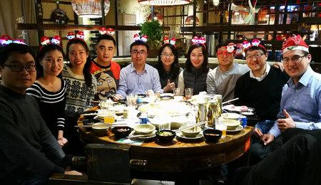 同济-曼海姆EMBA学员欢聚圣诞、新年