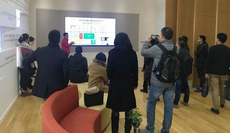 交大安泰EMBA企业参访活动