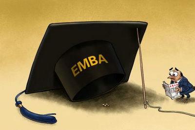 中国科学技术大学EMBA证书