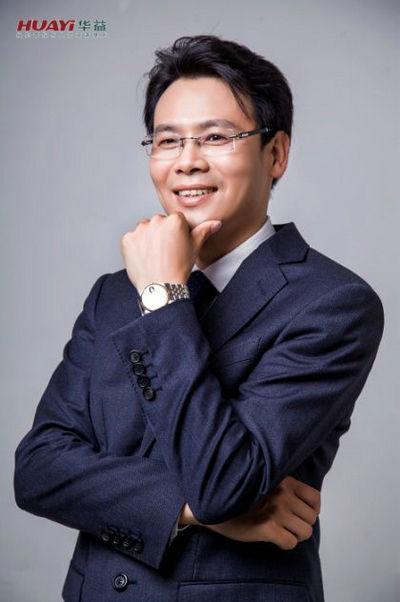 华东理工大学EMBA知行合一讲坛主讲人陈清民
