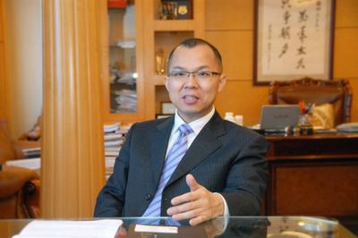 清华五道口金融EMBA2016秋季班校友林腾蛟