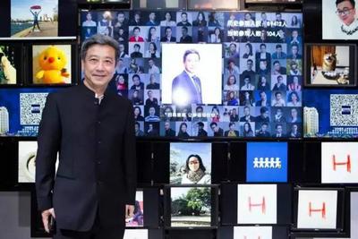 长江商学院EMBA23期毕业上海首聚