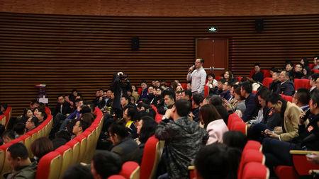 长江EMBA31期师生参访京东集团总部
