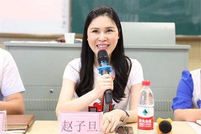 浙大EMBA玫瑰会走进桐庐旧县中心学校