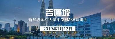 新加坡国立大学EMBA