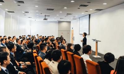 新加坡国立大学中文EMBA第28班开学典礼图片08