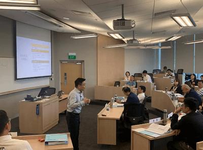 国大中文EMBA28班第一学段探班图片01