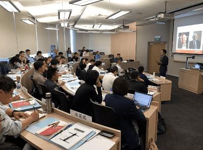 国大中文EMBA28班第一学段探班图片02