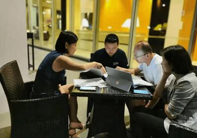 国大中文EMBA28班第一学段探班图片03