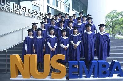 新加坡国立大学中文EMBA毕业典礼图片02