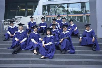 新加坡国立大学中文EMBA毕业典礼图片03