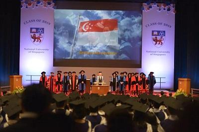 新加坡国立大学中文EMBA毕业典礼图片04