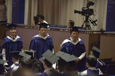 新加坡国立大学中文EMBA毕业典礼图片06