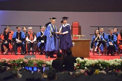 新加坡国立大学中文EMBA毕业典礼图片07