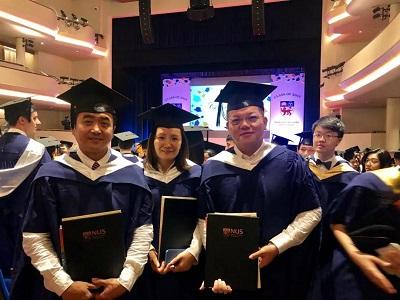 新加坡国立大学中文EMBA毕业典礼图片08