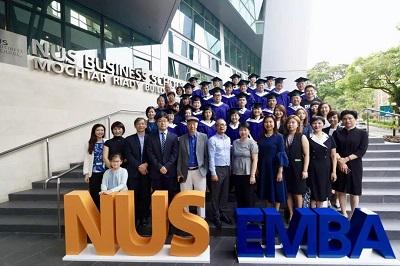 新加坡国立大学中文EMBA毕业典礼图片17