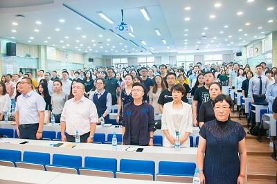 云南大学EMBA开学典礼图片01