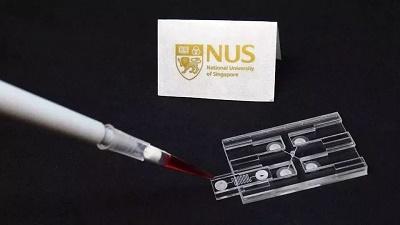 国大科研团队正在研发的新型检测器能够准确且快速地检测多种疾病