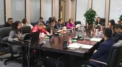 1月21日,金域医学成立新型冠状病毒肺炎疫情防控专项小组,梁耀铭亲自挂帅