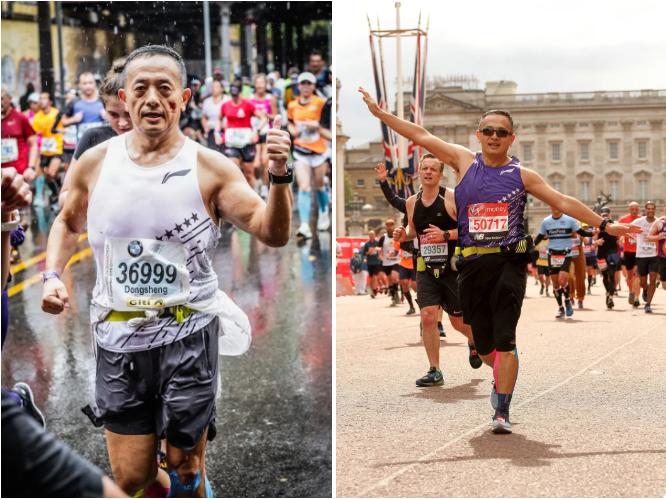 新加坡国立大学EMBA校友故事 | 戈壁挑战赛和我的马拉松故事
